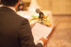 結婚式のスピーチで友人としてどんな言葉を贈りますか?