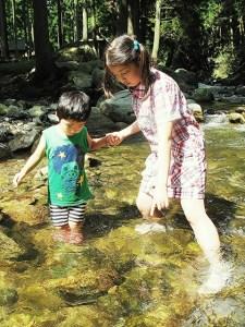 関西のキャンプ場で、川遊びやアスレチック。人気のコテージなど調べてみました。