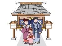初詣で関西にある人気な縁結びやご利益の神社はどこ!?