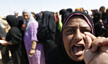 iraq women stoned to death