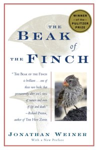 The Beak of the Finch by Weiner