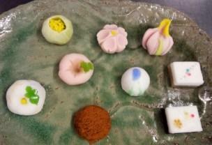 八戸講習会のお菓子