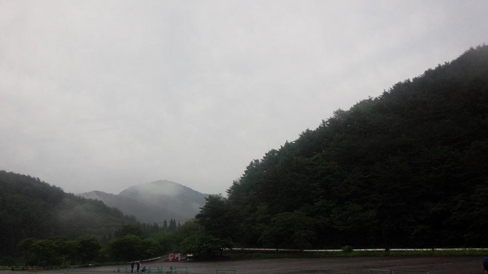 鳳凰山と長根山