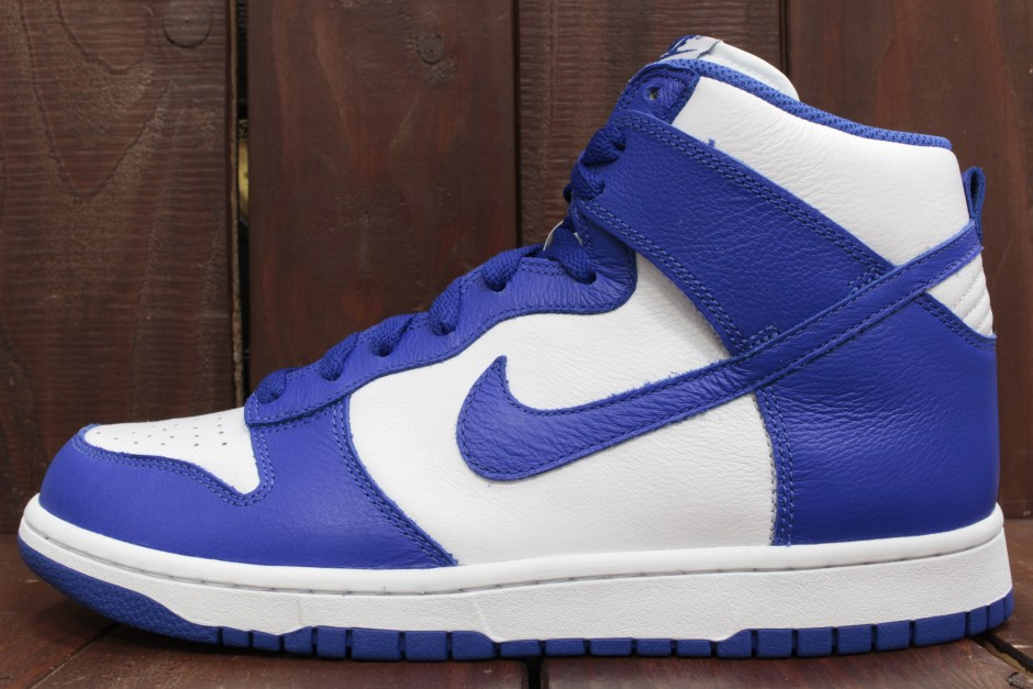 DUNK RETRO QS WHITE/VARSITY ROYAL 850477-100