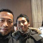 赤山雄治さんにお会いしました。想いの強さがパワーを生む。 #174