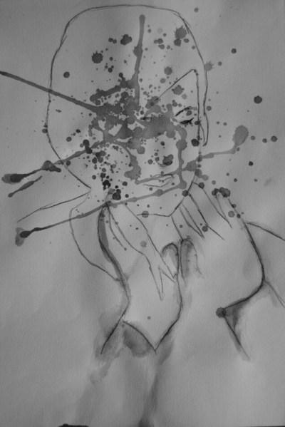 Ante la violencia, más que un poema. Desde los tejados