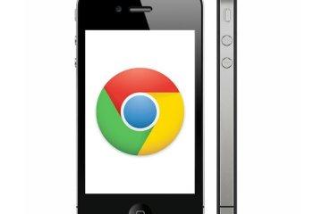 Chrome-iOS-App