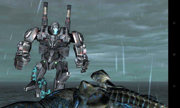 Pacific Rim: Hadirkan Robot dan Monster Di Smartphone