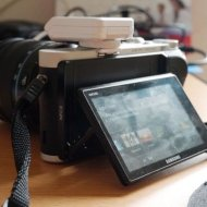 Review Samsung NX300