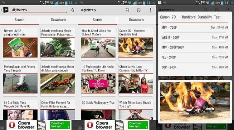 Aplikasi untuk Menyimpan Video YouTube di Perangkat Android