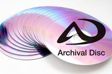 Archival-disk