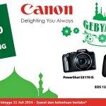 Promosi Kamera & Aksesori Fotografi Selama Lebaran 2014