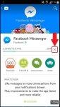 No Facebook Messenger 6