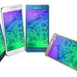 Samsung GALAXY Alpha: Android Cantik dengan Rangka Logam