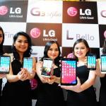 LG Hadirkan 5 Smartphone & 1 Tablet Terbarunya di Indonesia