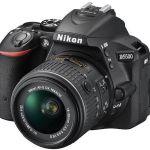 [CES 2015] Nikon D5500: Pengganti Nikon D5300 dengan Tambahan Layar Sentuh