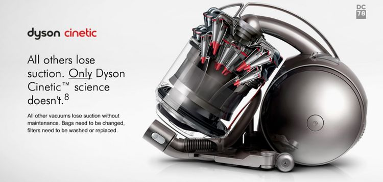 dyson-cinetic