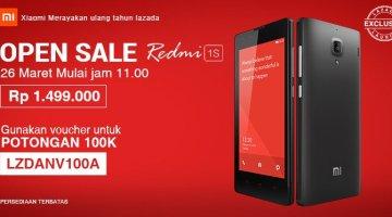 Lazada Xiaomi Redmi-1S