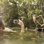 [MWC 2015] Sony Xperia M4 Aqua: Smartphone 4G yang Bisa Diajak Berenang