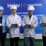 Kunjungan Pabrik Haier di Cikarang: Produksi 50 Ribu Unit Smartfren Andromax per Bulan