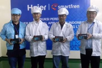 pabrik haier smartfren 1