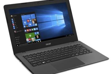 Aspire One Cloudbook -1
