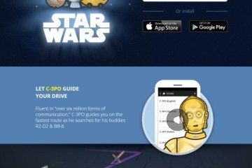star wars waze