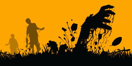 zombies resurrected