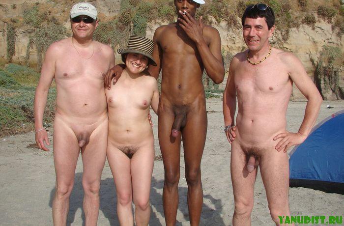 голые семейные пары частное фото