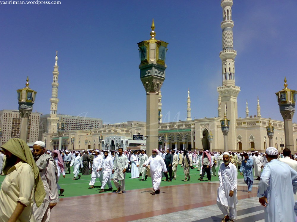 Masjid Nabvi Photography (6/6)