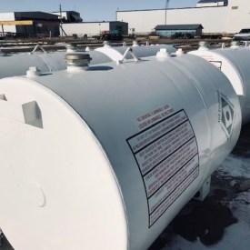 29395  ULC listed 500 gallon single wall tank