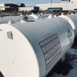 29395  ULC listed 500 gallon single wall tank