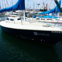 For Sale- Or Share until new slip ready! sailboat - family cruiser!