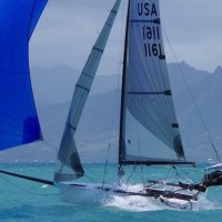 International 14 Skiff