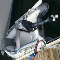 Dinghy RIB & or 4hp 4-stroke Yamaha  Engine Outboard for sale