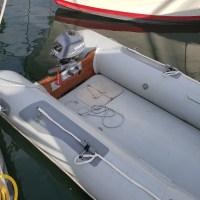Achilles LSI 112 dinghy $500