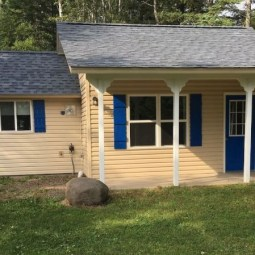 2 new, clean studios and a 1 bedroom avail for winter rental through April... each for 750 and includes wifi and all utilities