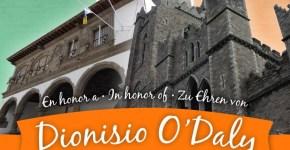 San Patricio Day. En honor a Zu Ehren von - Dionisio O´Ddaly