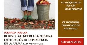 El Cabildo analiza en una jornada para profesionales los retos de la atención a personas en situación de dependencia