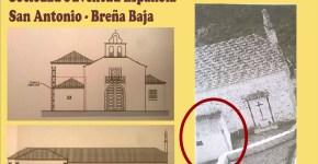 Tercera comida para restaurar el Baptisterio y Camarín de la Virgen del Antiguo Templo de San José