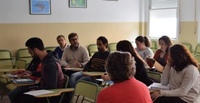 Consorcio de Servicios, Cabildo y RedECOS aúnan esfuerzos para transmitir a los alumnos la gestión correcta de los residuos
