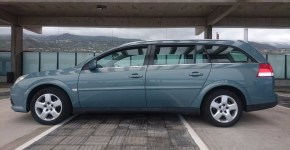 Opel Vectra 1.9 CDTI Elegance Familiar