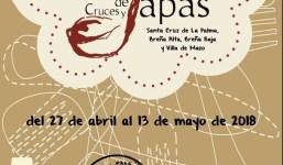 Breña Baja participa con 4 establecimientos en la VII Ruta de Cruces y Tapas