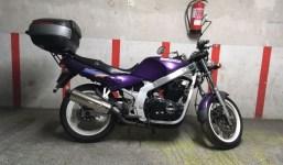 Se vende moto Suzuki GS500-E