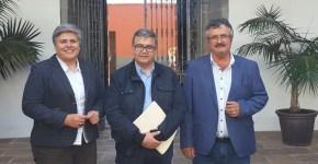 Cabildo y Ayuntamiento de Los Llanos de Aridane colaboran en la restauración de la iglesia parroquial de Los Remedios