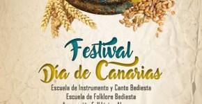 Festival Folklórico Día de Canarias en San Andrés y Sauces