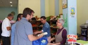 El Consorcio reparte 37.800 bolsas compostables a través de establecimientos colaboradores en El Paso y Los Llanos de Aridane