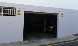 Plaza de garaje. S/C de La Palma