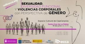 Jornadas Sexualidad, diversidad funcional y violencias corporales con perspectiva de género