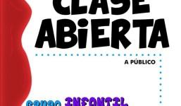 Clase Abierta de Teatro Infantil
